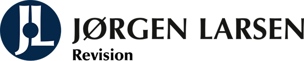 Jørgen Larsen Revision Logo
